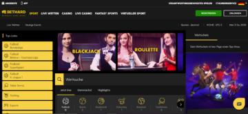 bethard-sport-homepage
